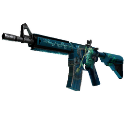 M4A4 | Poseidon (Minimal Wear)