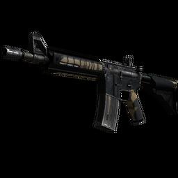 StatTrak™ M4A4 | Desert-Strike (Battle-Scarred)