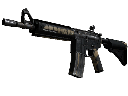 StatTrak™ M4A4 | Desert-Strike (Battle-Scarred)