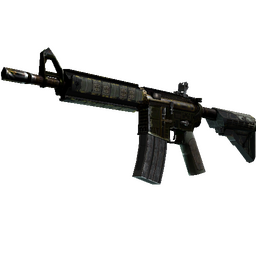 M4A4 | The Battlestar (Battle-Scarred)