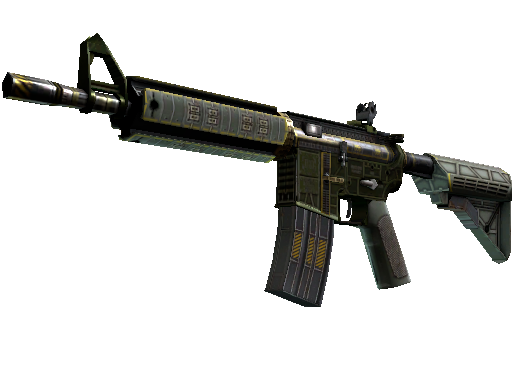 M4A4   The Battlestar (Minimal Wear)