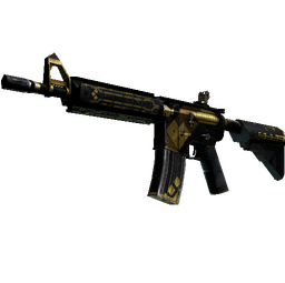 M4A4 | The Coalition (Battle-Scarred)