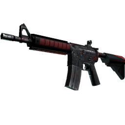 M4A4   Red DDPAT (Battle-Scarred)
