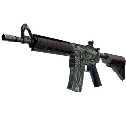 M4A4 | Jungle Tiger (Minimal Wear)