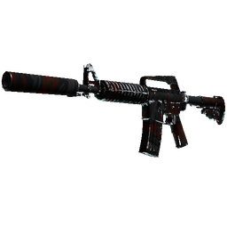 M4A1-S | Blood Tiger (Field-Tested)