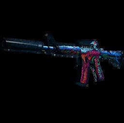 StatTrak™ M4A1-S | Hyper Beast (Minimal Wear)