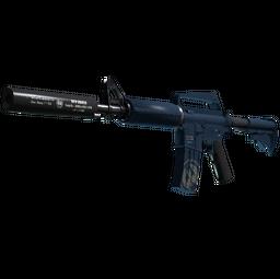 StatTrak™ M4A1-S | Guardian (Factory New)