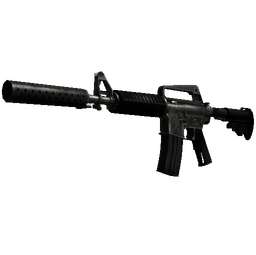 M4A1-S | Basilisk (Battle-Scarred)