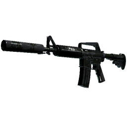 M4A1-S | Moss Quartz (Battle-Scarred)