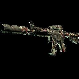 M4A1-S   Fizzy POP (Well-Worn)