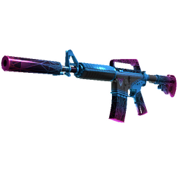 StatTrak™ M4A1-S | Decimator (Factory New)
