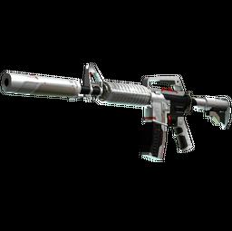 StatTrak™ M4A1-S | Mecha Industries (Minimal Wear)