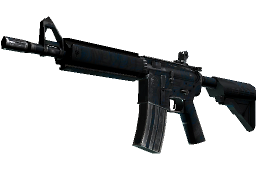 M4A4 | Dark Blossom (Field-Tested)