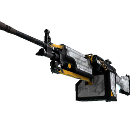 StatTrak™ M249 | Spectre (Well-Worn)