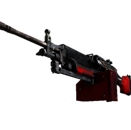 M249 | System Lock (Battle-Scarred)