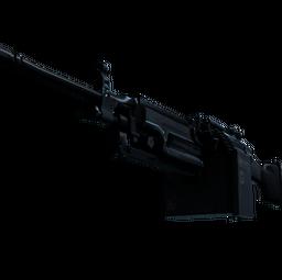 StatTrak™ M249 | O.S.I.P.R. (Minimal Wear)