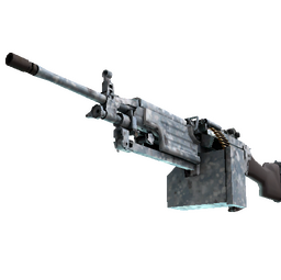 M249 | Blizzard Marbleized (Factory New)