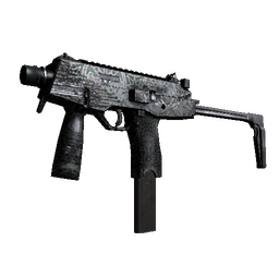 Souvenir MP9 | Dark Age (Field-Tested)