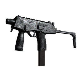 MP9 | Dark Age (Minimal Wear)