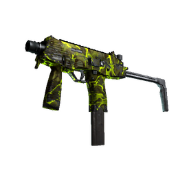 StatTrak™ MP9 | Bioleak (Field-Tested)