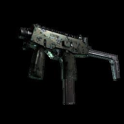 MP9 | Army Sheen (Minimal Wear)