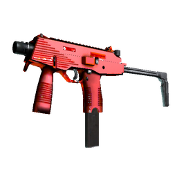 Souvenir MP9 | Hot Rod (Minimal Wear)