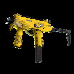 MP9 | Bulldozer (Well-Worn)