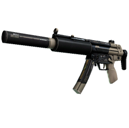 StatTrak™ MP5-SD | Desert Strike (Factory New)