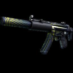 StatTrak™ MP5-SD | Condition Zero (Minimal Wear)