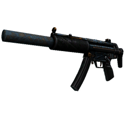 MP5-SD | Acid Wash (Battle-Scarred)