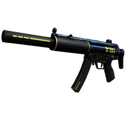 StatTrak™ MP5-SD | Agent (Factory New)