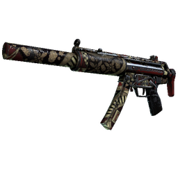 MP5-SD   Autumn Twilly (Battle-Scarred)