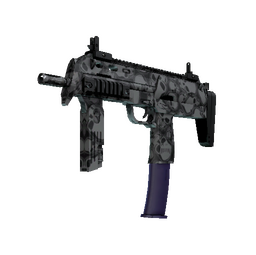 StatTrak™ MP7 | Skulls (Minimal Wear)