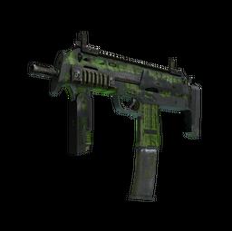 MP7 | Tall Grass (Battle-Scarred)