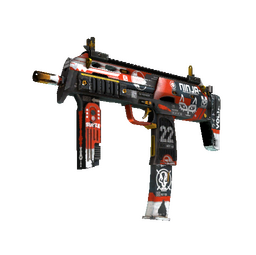 StatTrak™ MP7 | Bloodsport (Well-Worn)