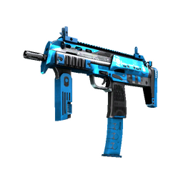 MP7 | Cirrus (Minimal Wear)