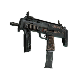 MP7 | Special Delivery (Battle-Scarred)