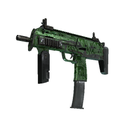Souvenir MP7 | Motherboard (Well-Worn)