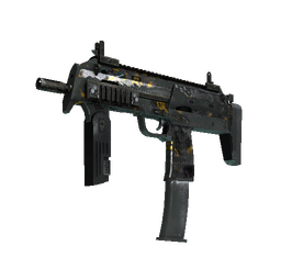 MP7 | Vault Heist (Battle-Scarred)