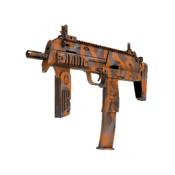 MP7 | Orange Peel (Minimal Wear)