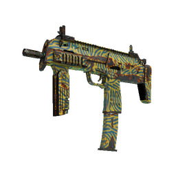 MP7 | Akoben (Well-Worn)