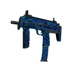 MP7 | Asterion (Well-Worn)