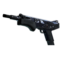 MAG-7 | Navy Sheen (Field-Tested)