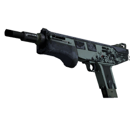 Souvenir MAG-7 | Storm (Well-Worn)