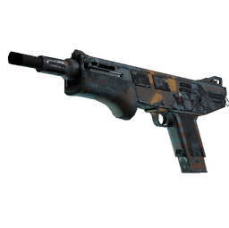 MAG-7 | Irradiated Alert (Well-Worn)