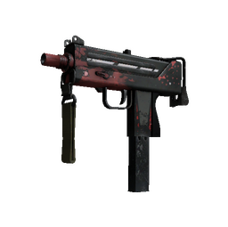 StatTrak™ MAC-10 | Tatter (Well-Worn)