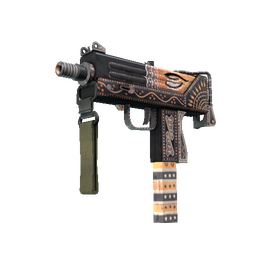 StatTrak™ MAC-10 | Rangeen (Factory New)