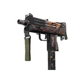 StatTrak™ MAC-10 | Rangeen (Field-Tested)