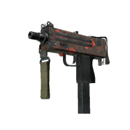 StatTrak™ MAC-10 | Aloha (Field-Tested)