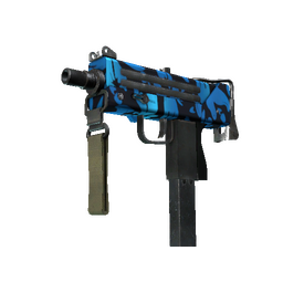 MAC-10 | Oceanic (Minimal Wear)